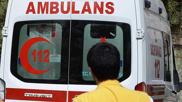 112 Personelini Başka İle Sürmekle Tehdit Ettiler