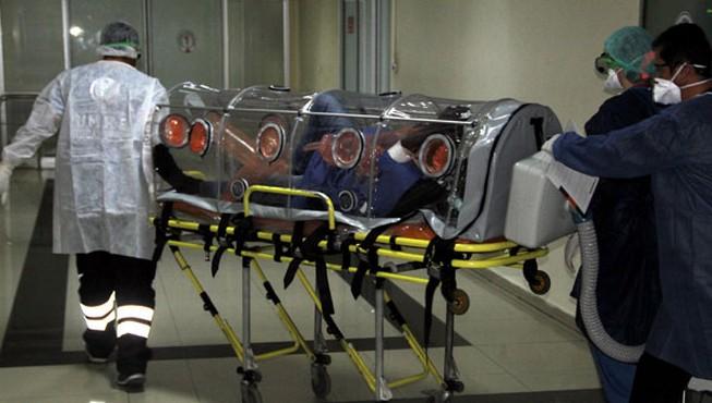 Kayseri'de Ebola şüphesi