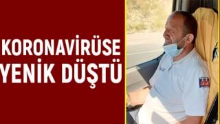 112 Ambulans Şoförü Koronavirüs'e Yenik Düştü