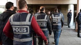 Çok Sayıda Doktor,Öğretmen,Hemşire ve Polise FETÖ Gözaltısı