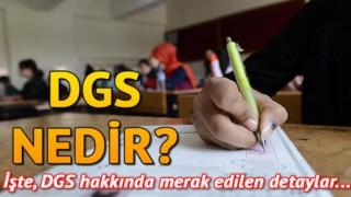 DGS (Dikey Geçiş Sınavı) Nedir ?