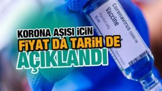 AstraZeneca CEO'su Aşı İçin Hem Tarih Hem de Fiyat Verdi