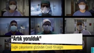 Sağlık Çalışanlarının Gözünden COVID-19
