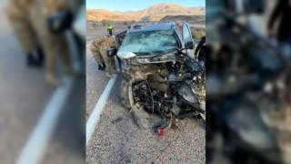Feci Kazada Sağlık Müdürlüğü Çalışanı 2 Kişi Hayatını Kaybetti