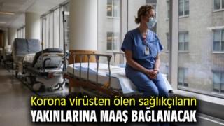 Koronavirüs Meslek Hastalığı Olarak Kabul Edildi