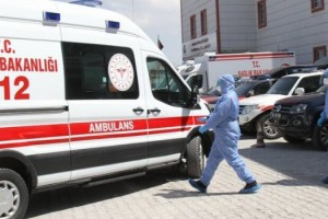 Pandemi Sürecinde, 112 Acil'in Vaka Sayısındaki Artış Dikkat Çekti