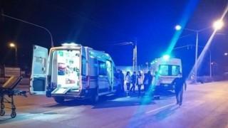 112 Acil Ekibi Ölümden Döndü, Otomobil Sürücüsü Alkollü Çıktı