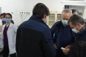 Kaza Yapan 112 Personellerinin Sağlık Durumu İyi