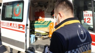 Koronavirüsten Vefat Eden 112 Çalışanı Gözyaşları İçinde Son Yolcuğuna Uğurlandı