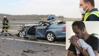 Aracıyla Tıra Arkadan Çarpan Doktor Hayatını Kaybetti