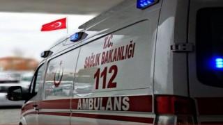 Ambulanstan Çıkanı Görenler Gözlerine İnanamadı