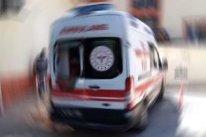 Hastaya Müdahaleye Giden 112 Acil Servis Ekibine Saldırı