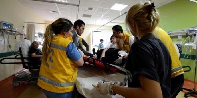 Eskişehir 112 Ekibine Saldırı