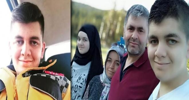 Acil Tıp Teknisyeni Önce Ailesini İhbar Etti, Sonra Bakan Koca'dan Yardım İstedi