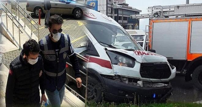 Ambulans Sürücüsüne 15 Yıl Hapis İstemiyle Dava Açıldı