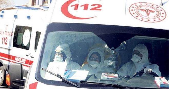 112 Çalışanında Koronavirüsü Tespit Edildi