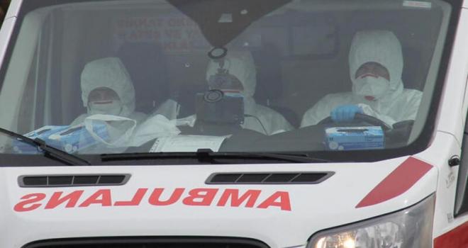3.474 Sağlık Çalışanı Covid-19'a Yakalandı!