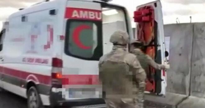 Özel Ambulans İle Uyuşturucu Sevkiyatı!