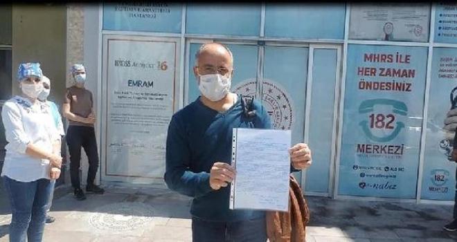 Koronavirüsü Yenen Sağlık Çalışanından Mesai Arkadaşlarını Duygulandıran Mektup