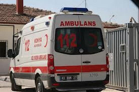 Kilis'e 112 acil ambulans takviyesi yapıldı