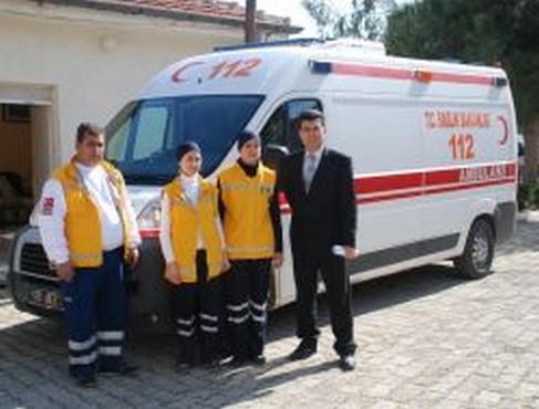 Silifke'de Dördüncü 112 ASHİ Hizmete Açıldı