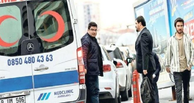 İSM:İstanbul'da 23 Kaçak Ambulans Yakaladık