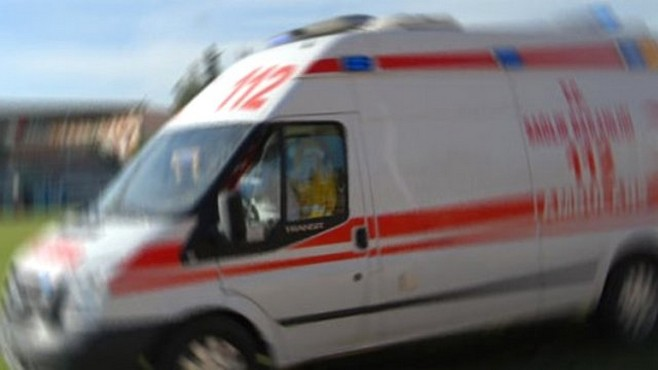 Ankara'da Trafik Kazasına Giden Ambulans Kaza Yaptı