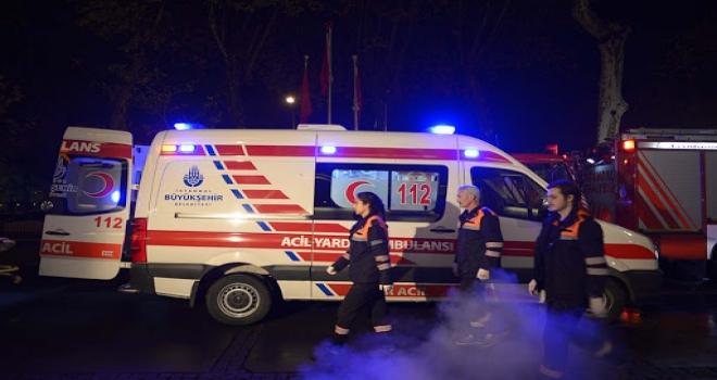 Acil Tıp Teknisyeni (ATT) Alım İlanı (İstanbul BB)