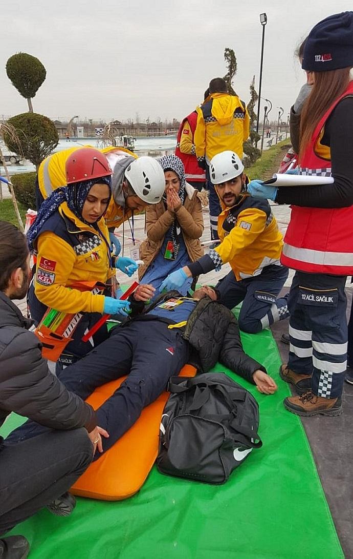 Beyşehir 112 Ekibini Tebrik Ediyoruz
