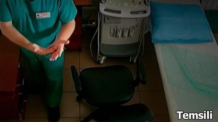 Hastanenin Deposunda Cinsel İlişki.Gizli Kamerayla Kaydedilmiş!