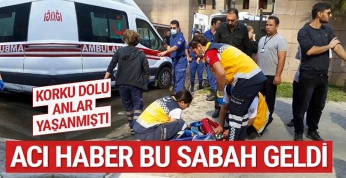 İzmir Adliyesi'ndeki gaz sızıntısı can aldı