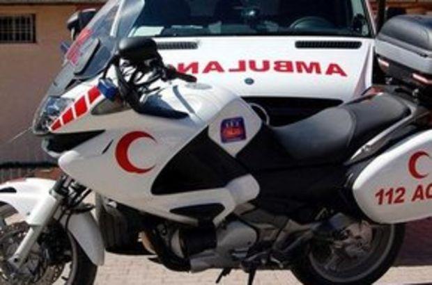 Motorize 112 ekibine özel eğitim