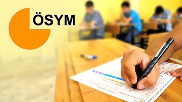 ÖSYM'den önlisans ve lise KPSS açıklaması