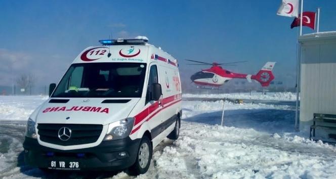 """Öz Sağlık-İş'ten """"ambulans"""" yönetmeliğine itiraz"""