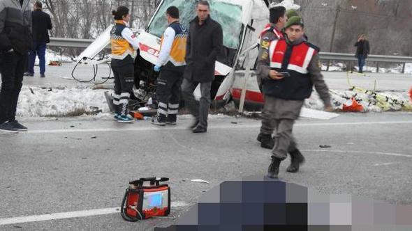 Sağlık Personelinin Şehit Olduğu Kazada,TIR sürücüsü, 20 bin TL'yi yatırırsa tutuksuz yargılanacak