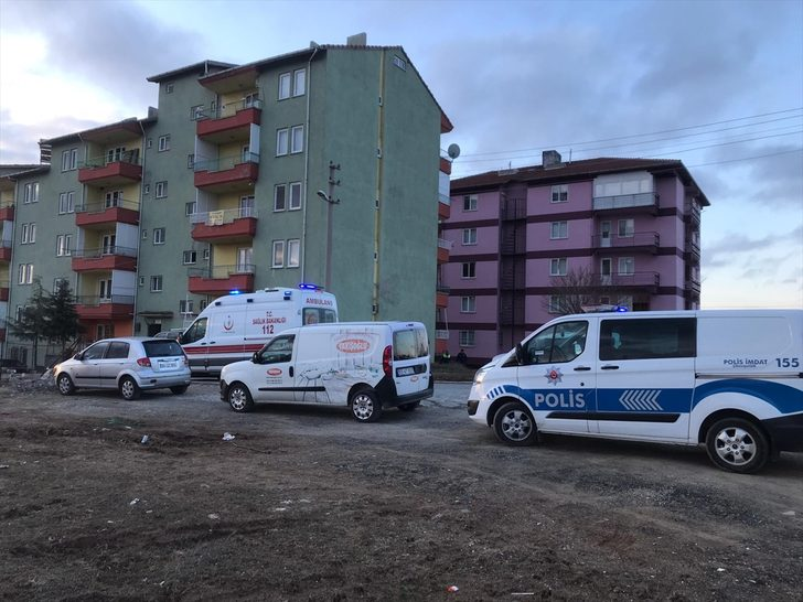 Uşak'ta korkunç olay: 1 polis şehit oldu