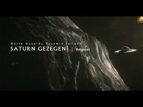 Satürn Gezegeni | Belgesel | Derin Uzay'daki Yaşamın İzinde ★