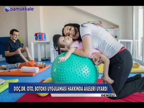 Dr. Murat Oto Botoks Uygulaması Hakkında Aileri Uyardı