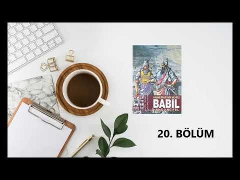 HAMMURABİ'NİN MÜHRÜ-BABİL - Kinthara (20. Bölüm) / Hans KNEIFEL