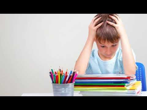 Çocuklarda Disleksi Belirtileri ve Tedavisi