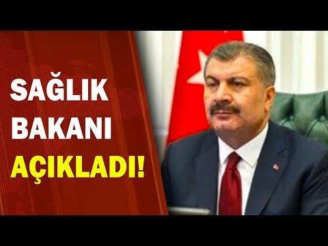 """Sağlık Bakanı Fahrettin Koca'dan """"Maske ve Kural"""" Uyarısı! / A Haber"""
