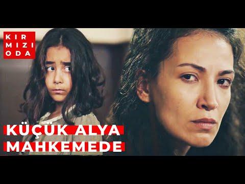 Alya ve Annesinin Kader Günü | Kırmızı Oda 8. Bölüm