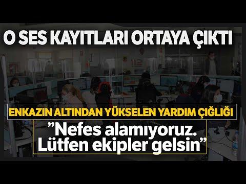 """İzmir Depreminde 112'ye Gelen Acil Yardım Çağrıları: """"Nefes Alamıyoruz, Lütfen Ekipler Gelsin"""""""