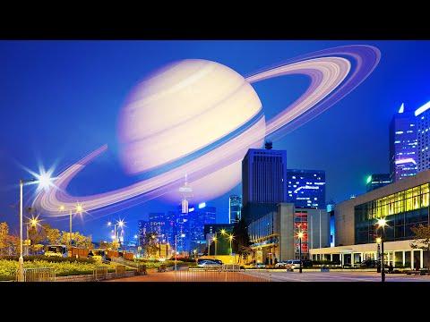 Güneş Sistemindeki Gezegenler Dünya'nın Uydusu Olsaydı Ne Olurdu?